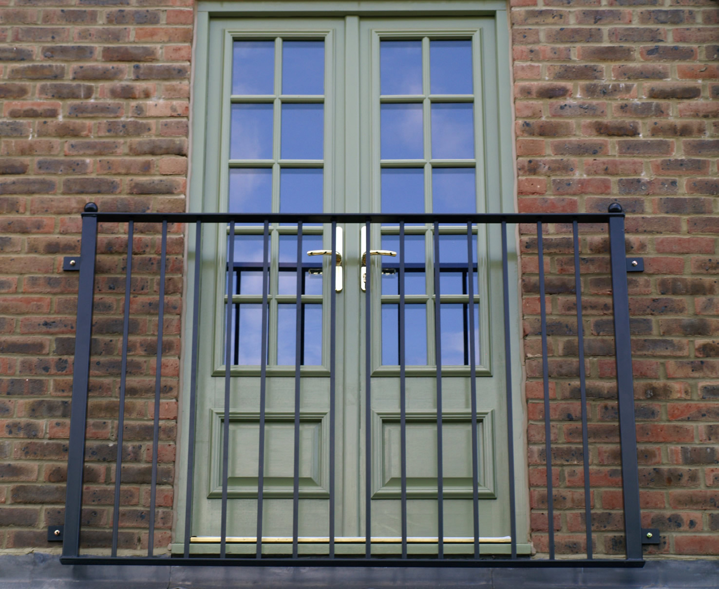 Glasson metalworks steel fabricators 01707 262662 for French door designs for balcony