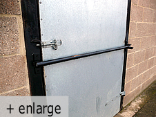 Garage Security Strong Steel Assemblies For Your Garage