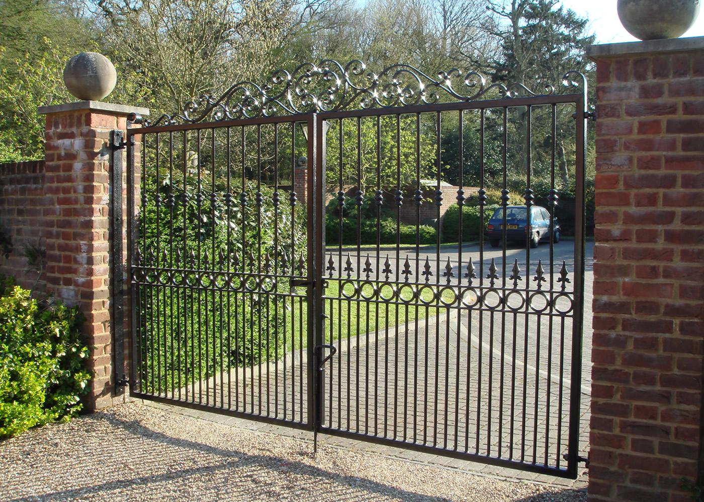Glasson Metalworks Gates Gallery Steel Fabricators